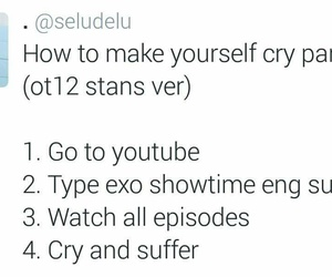 exo, Showtime, and fun image
