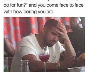 funny, lol, and Drake image