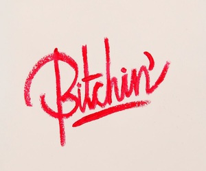 bitch, bitchin, and lips image