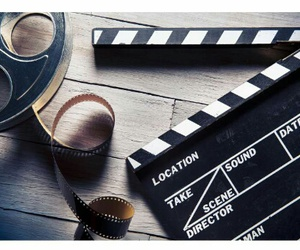 article, cinema, and film image