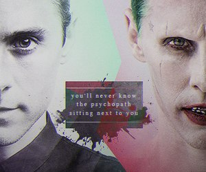 joker, jared leto, and suicide squad image