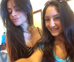 camila cabello and girl image