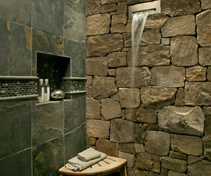 design, house, and bathroom image