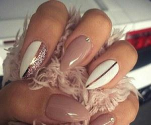beauty, fashion, and nail polish image