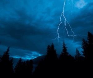 gif, dark, and storm image