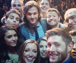supernatural, arrow, and Jensen Ackles image