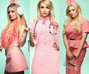 chanel 5, scream queens, and chanel 3 image