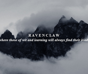 ravenclaw, book, and harry potter image