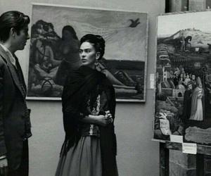 frida kahlo and art image