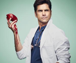 john stamos and scream queens image