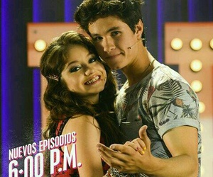 lumon, soy luna, and simon image