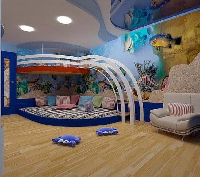 11 Great Ideas For Kids Room Decorating
