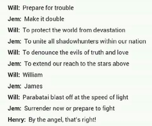 pokemon, will herondale, and jem cairstairs image