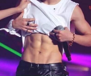 abs, army, and kpop image