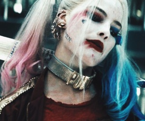 geeky, harley quinn, and suicide squad image