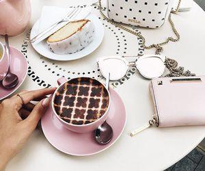 coffee, pretty, and dress cute image
