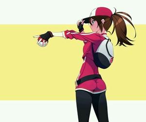 pokemon, pokemon go, and anime image