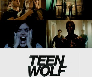 edit, tv shows, and teen wolf image