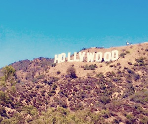 california, dreams, and hollywood image