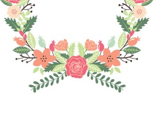 colors, flowers, and wallpaper image