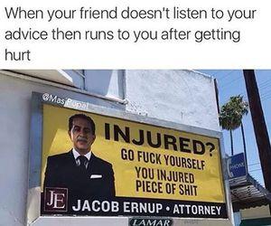 lol, funny, and humor image