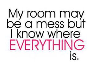 quote, room, and text image