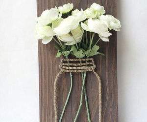 diy, flowers, and simple image