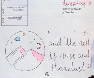 notebook, notes, and tumblr image