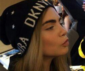 cara delevingne, icon, and model image