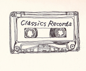 record, vintage, and classic image