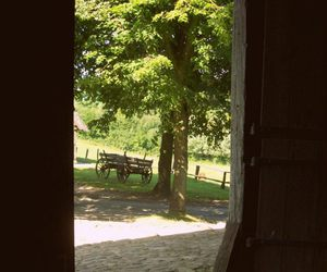 peasant, farm, and gate image