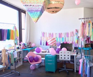 colorful, colors, and decor image