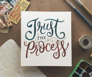 creativity, lettering, and trust image