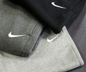 nike, black, and grey image