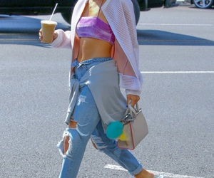 street style and sofia richie image