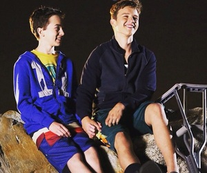 Connor, Jude, and the fosters image