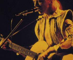 70s, guitar, and david bowie image