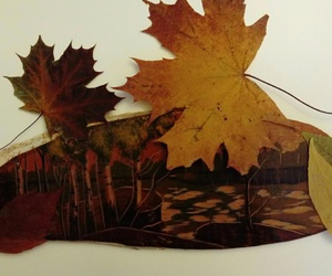 autumn, fall, and memories image