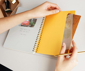 notebooks, planning, and back to school image