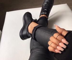 adidas, beauty, and grunge image