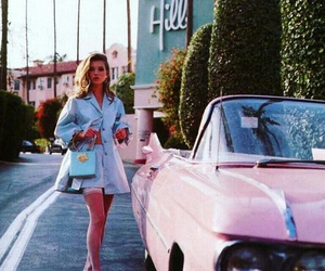 Beverly Hills, mode, and pink image