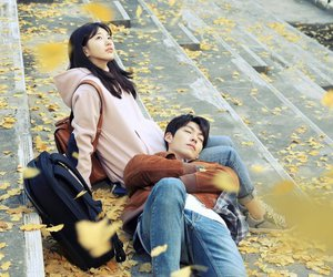 suzy, kim woo bin, and uncontrollably fond image