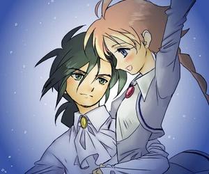 anime, fakir, and princess tutu image