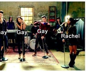 gay, glee, and darren criss image