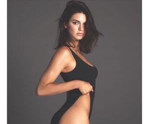 inspiration, Kendall, and model image