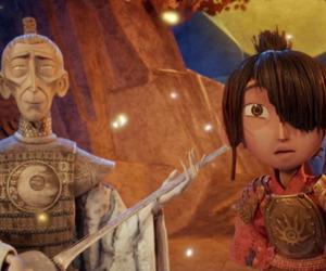 animation, kubo, and movie animation image