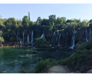 summer and cascata image