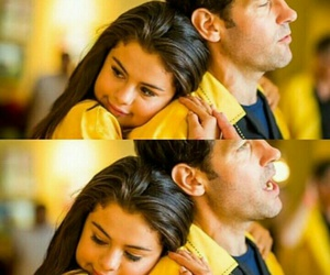 selena gomez and paul rudd image