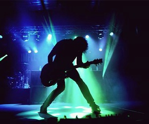 music guitar show rock image