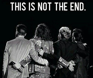 forever, this is not the end, and one direction image